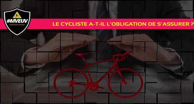 assurance vélo, assurance obligatoire vélo, vol de vélo, défense vélo